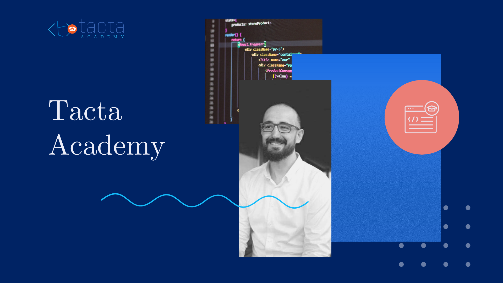 Tacta Academy: How I started coding & finding myself as Quality Assurance Engineer